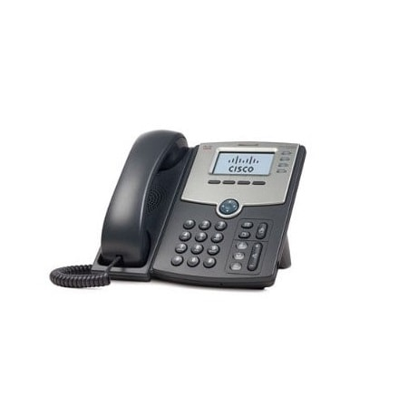 Cisco SPA508G 8 Line IP Phone With Display, PoE and PC Port